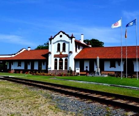 DeQuincy Railroad Museum No Man's Land