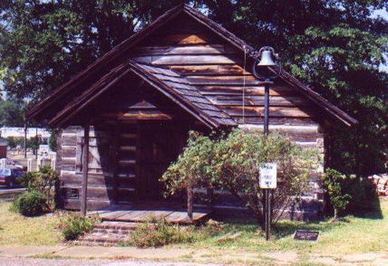 Log Court House