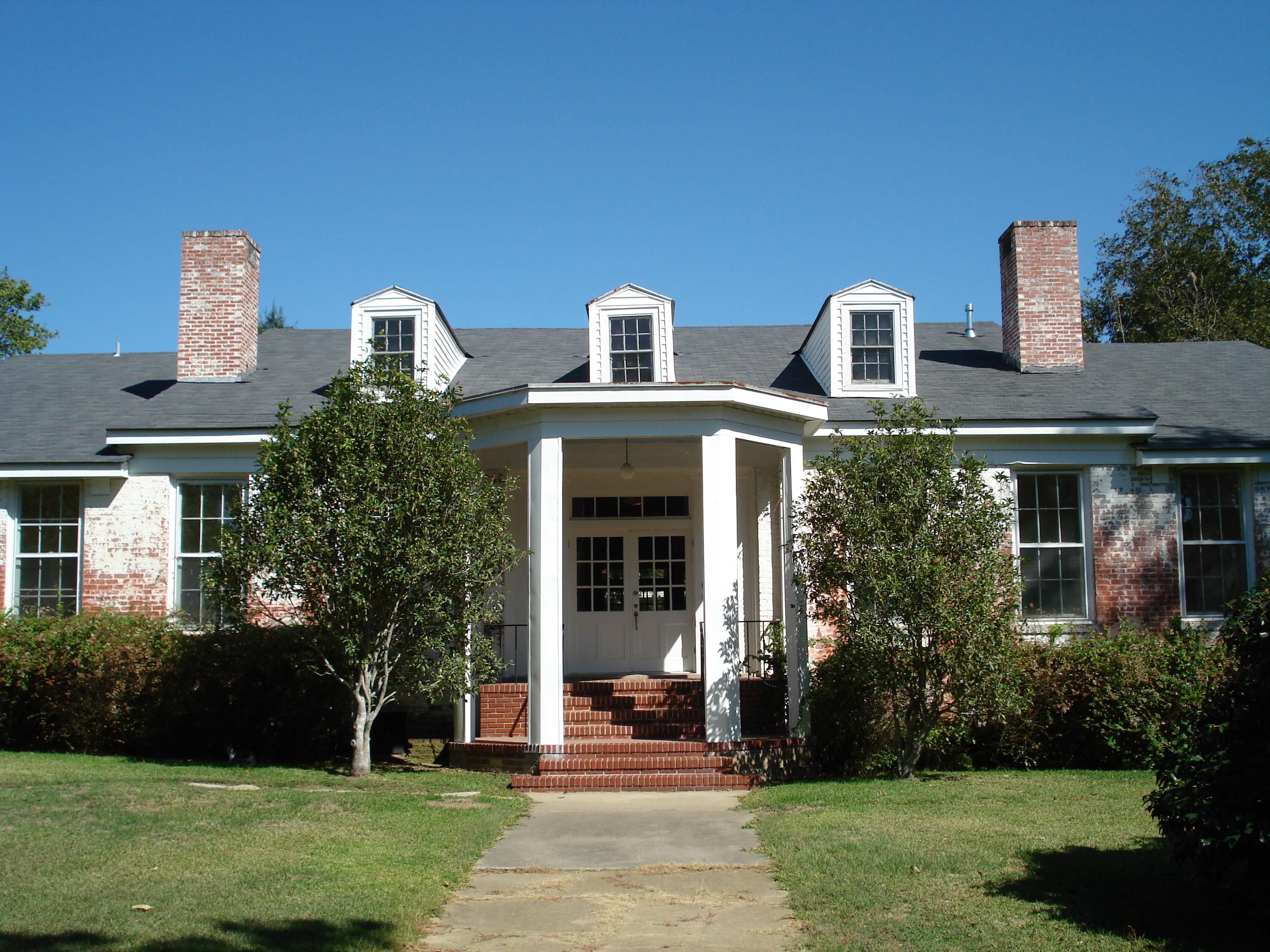 Mansfield Female College Museum - DeSoto Parish