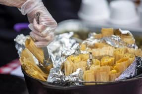 Find culinary heritage, like Tamales on No Man's Land