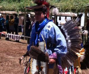 Choctaw-Apache Annual Pow Wow