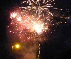Rickey Warren Memorial Fireworks Show