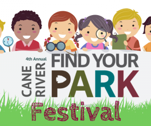 Cane River Find Your Park Festival