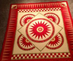 Mansfield Quilting Show