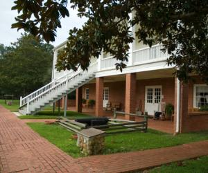 Ft. Jesup State Historic Site
