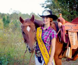 Leesville Lion's Club Rodeo Vernon Parish No Man's Land