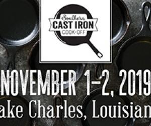 Southern Cast Iron Cook-Off - No Man's Land