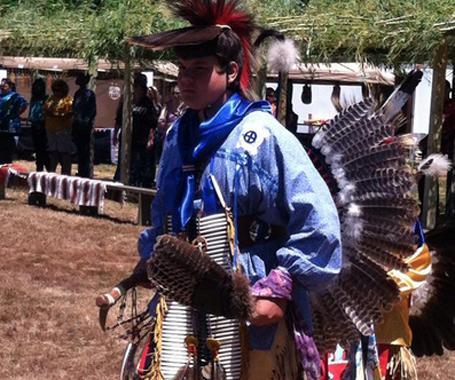 Choctaw-Apache Annual Pow Wow