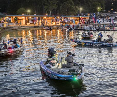 Big Bass Splash Tournament