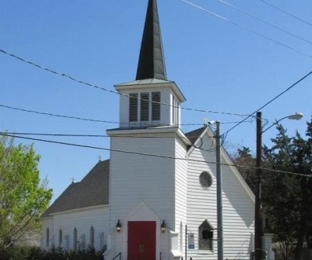 Tour Historic Church & No Man's Land Exhibit