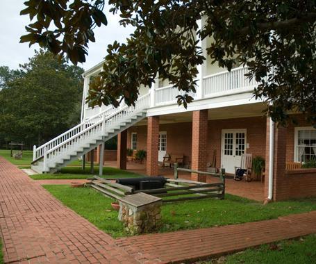 Ft. Jesup State Historic Site - No Man's Land Kick-Off