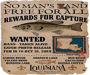 No Man's Land Fishing Tournament